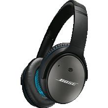 Auriculares QuietComfort 25 con cancelación acústica de ruido - Aparatos Apple - Negro