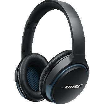 Auriculares inalámbricos Bose SoundLink II para usar alrededor de la oreja - Negro