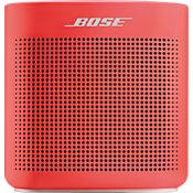 Altavoz Bluetooth SoundLink Color II - Rojo