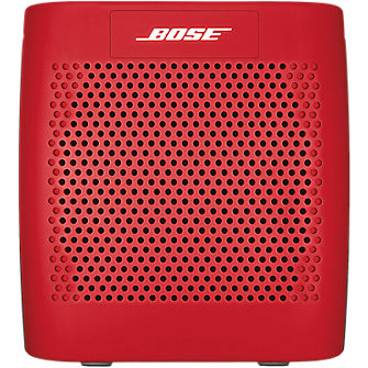 Altavoz Bluetooth Bose SoundLink Color - Rojo