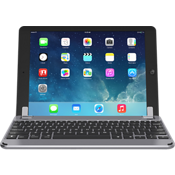 Teclado Bluetooth de aluminio 9.7 para el iPad 9.7 - Color Space Gray