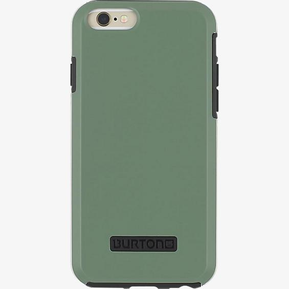 Estuche de doble capa para iPhone 6/6s - Color Russian Green/Negro
