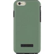 Estuche de doble capa para iPhone 6/6s - Color Russian Green/Negro