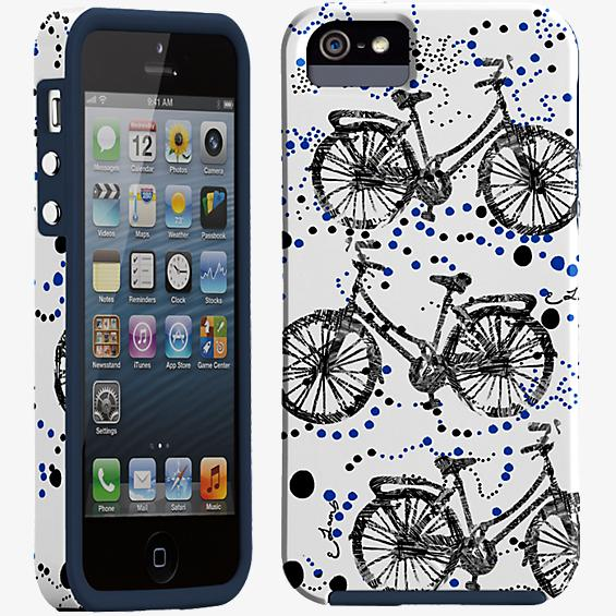 Estuche Case-Mate Afternoon Ride para Apple iPhone 5/5s