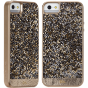 Estuche CaseMate Brilliance - Champagne para iPhone 5/5s/SE