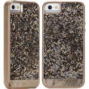 Estuche CaseMate Brilliance - Champagne para iPhone 5/5s/SE