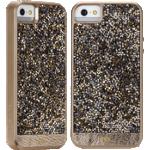 Case-Mate Brilliance para iPhone 5/5s/SE - Champaña