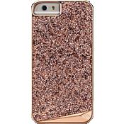Estuche Brilliance para iPhone 6/6s - Color oro rosa