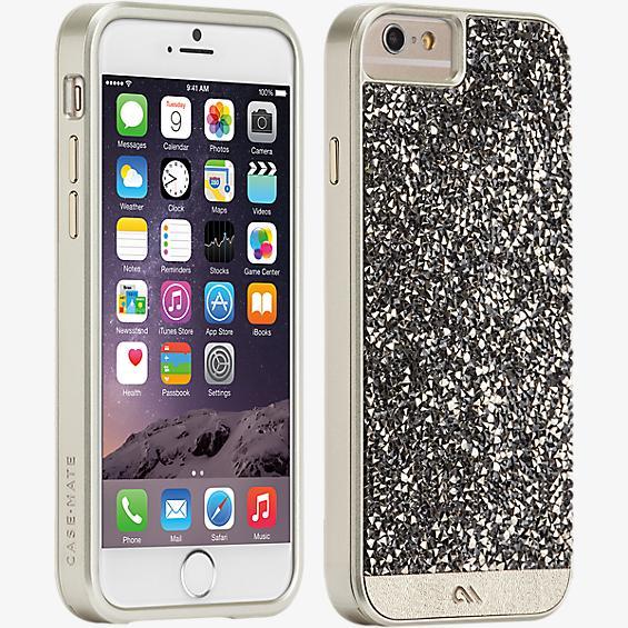 Brilliance para iPhone 6 Plus/6s Plus - Champaña