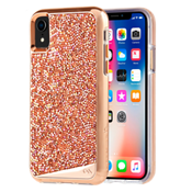 Carcasa Brilliance para el iPhone XR - Rose Gold