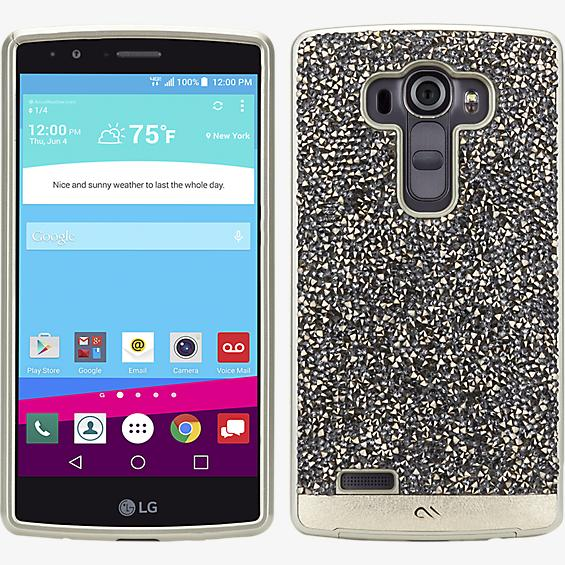 Brilliance para LG G4 - Champaña