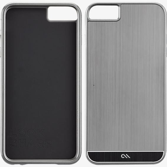 Estuche en aluminio pulido para iPhone 6 Plus/6s Plus - Color Gunmetal