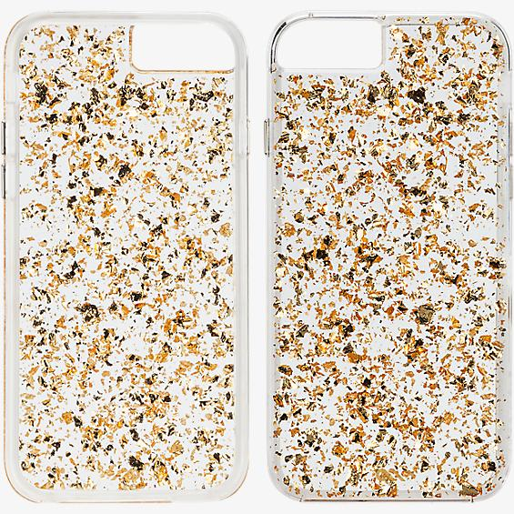 Karat para iPhone 6/6s - Escamas doradas