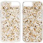 Case-Mate Karat para iPhone 6/6s - Escamas doradas