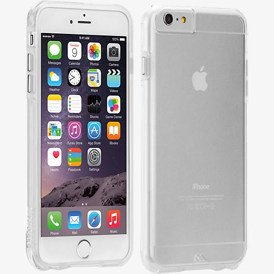 Naked Tough para iPhone 6 Plus/6s Plus - Transparente
