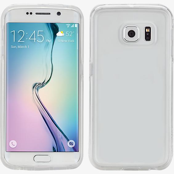 Naked Tough para Samsung Galaxy S 6 Edge - Transparente