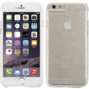 Sheer Glam para iPhone 6/6s - Champaña