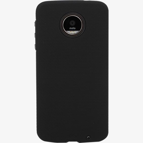 Estuche Tough para Moto Z Droid - Negro