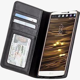 Estuche tipo billetera folio Case-Mate para LG V10