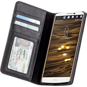 Estuche tipo billetera folio Case-Mate para LG V10