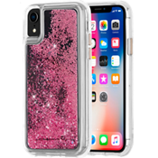 Carcasa Waterfall para el iPhone XR - Rose Gold