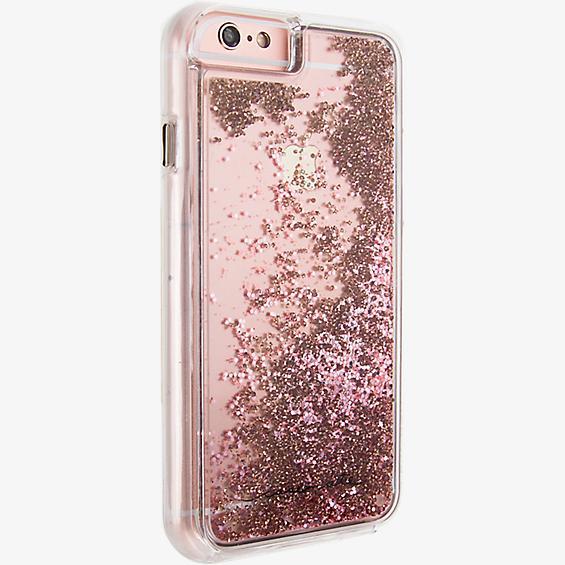 Estuche Waterfall Shimmer para iPhone 6/6s - oro rosa
