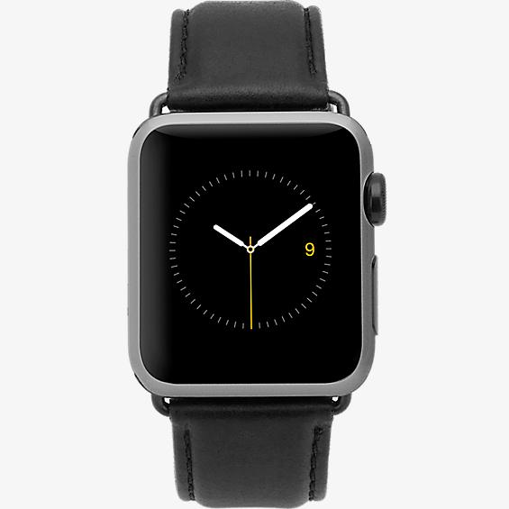 Banda de cuero exclusiva de 42 mm Apple Watch Serie 3,2,1