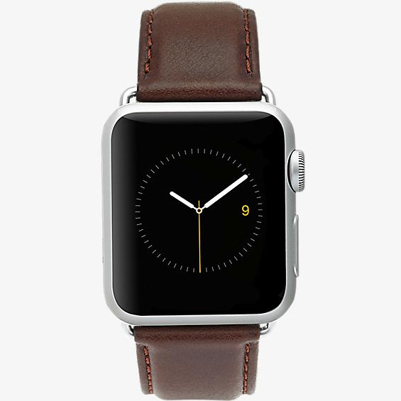 Banda de cuero exclusiva de 42 mm Apple Watch Serie 3,2,1