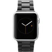 Banda de 42 mm Link Apple Watch Serie 3,2,1 - Negro