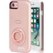 Estuche para selfies Allure x para iPhone 7/6s/6 - Color Rose Gold