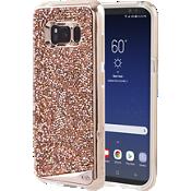 Estuche Brilliance para Galaxy S8 - Color Rose Gold