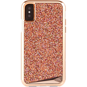 Brilliance para iPhone X - Color Rose Gold