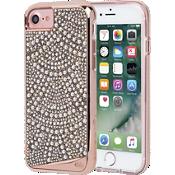 Estuche Brilliance Lace para iPhone 7/6s/6 - Color Rose Gold