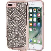 Estuche Brilliance Lace para iPhone 7 Plus/6s Plus/6 Plus - Color Rose Gold