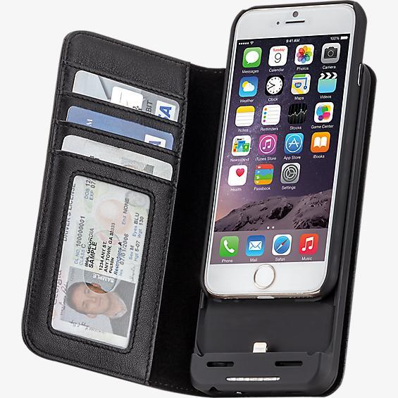 Billetera de carga para iPhone 6/6s