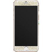Protector de pantalla de vidrio Gilded Glass para iPhone 7 - Champaña
