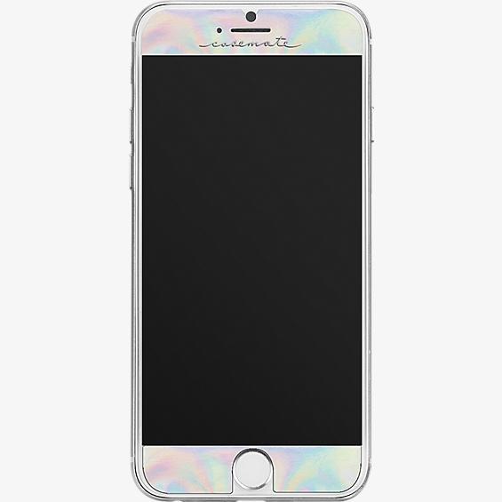 Protector de pantalla de vidrio Gilded Glass para iPhone 7
