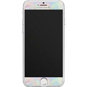 Protector de pantalla de vidrio Gilded Glass para iPhone 7 Plus - Iridiscente