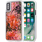 Glow Waterfall para iPhone X - Multicolor