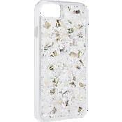 Carcasa Karat para iPhone 8/7/6s/6 - Madre perla/Transparente