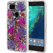 Estuche Karat Petals para el Pixel 2 XL - Púrpura