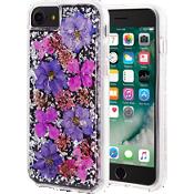 Carcasa Karat Petals para iPhone 8/7/6s/6 - Púrpura