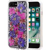 Carcasa Karat Petals para iPhone 8 Plus/7 Plus/6s Plus/6 Plus - Púrpura