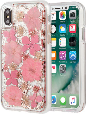 Case-Mate Karat Petals para iPhone X