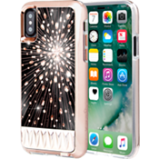 Luminescent para iPhone X - Color Rose Gold