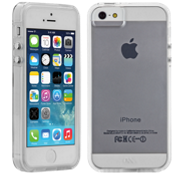 Estuche Naked Tough para iPhone 5/5s/SE - Transparente con bordes transparentes