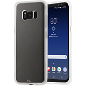 Estuche Naked Tough One para Galaxy S8 - Transparente