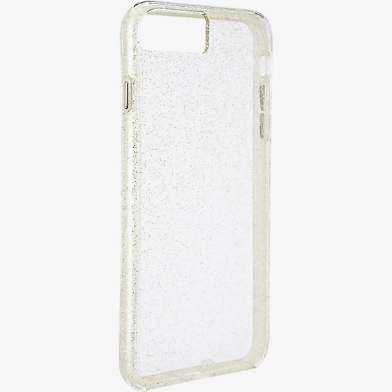 Estuche Sheer Glam para iPhone 7 Plus - Transparente/Champagne