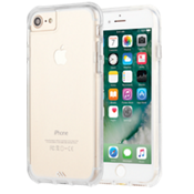 Carcasa Tough Clear para iPhone 8/7/6s/6 - Transparente