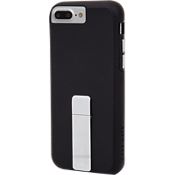 Carcasa Tough Stand para iPhone 8 Plus/7 Plus/6s Plus/6 Plus - Negro/Gris